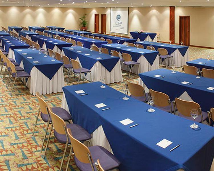 SALÓN Hotel ESTELAR Santamar Hotel & Centro de Convenciones Santa Marta