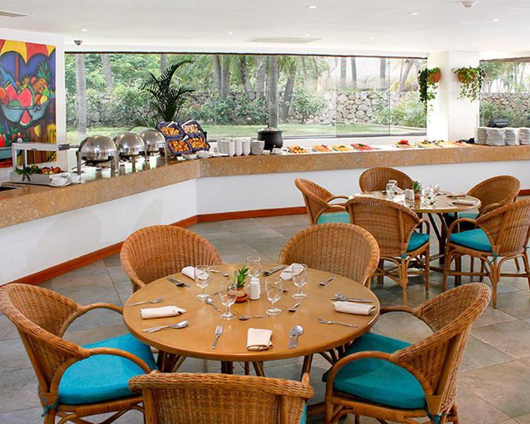 RESTAURANTE Hotel ESTELAR Santamar Hotel & Centro de Convenciones