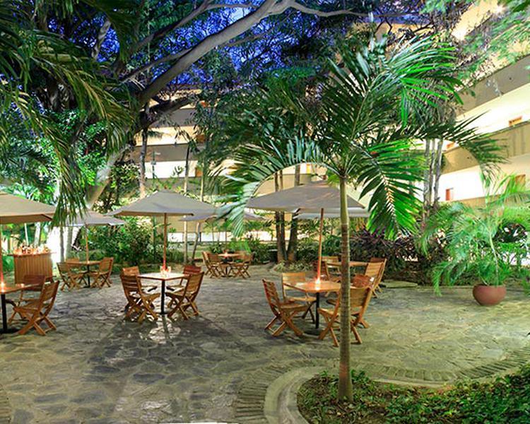 RESTAURANTE Hotel ESTELAR Santamar Hotel & Centro de Convenciones Santa Marta