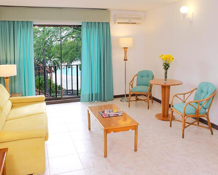 HABITACIÓN Hotel ESTELAR Santamar Hotel & Centro de Convenciones Santa Marta
