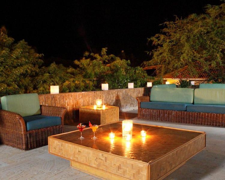 TERRAZA Hotel ESTELAR Santamar Hotel & Centro de Convenciones Santa Marta