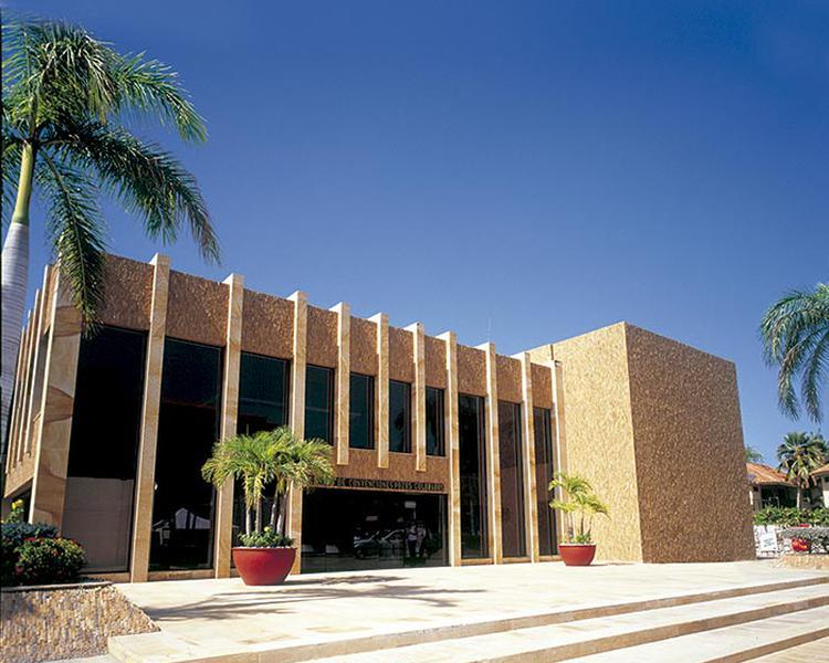 FACHADA Hotel ESTELAR Santamar Hotel & Centro de Convenciones